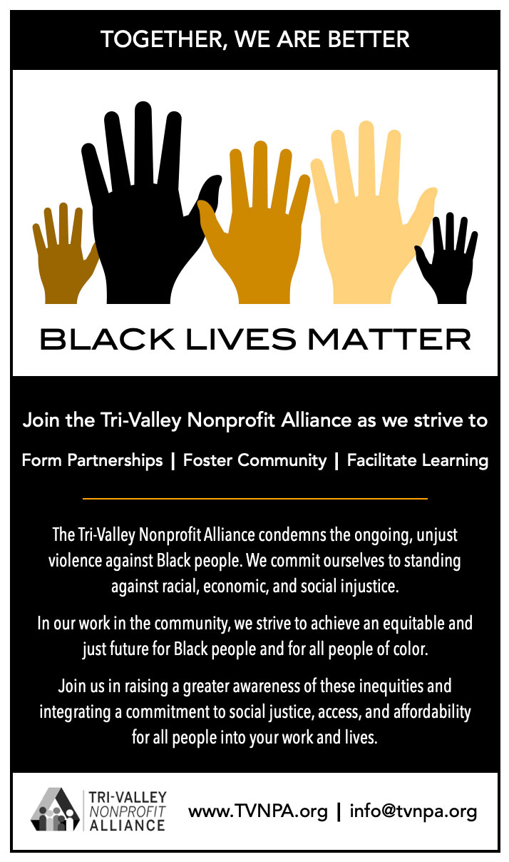 Together, We Are Better - Black Lives Matter