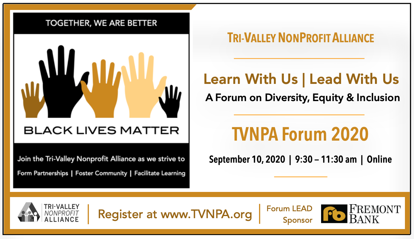 TVNPA Forum 2020 Learn With Us Lead With Us