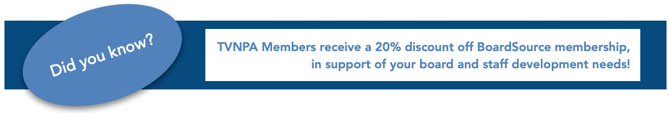 TVNPA Membership Benefits information