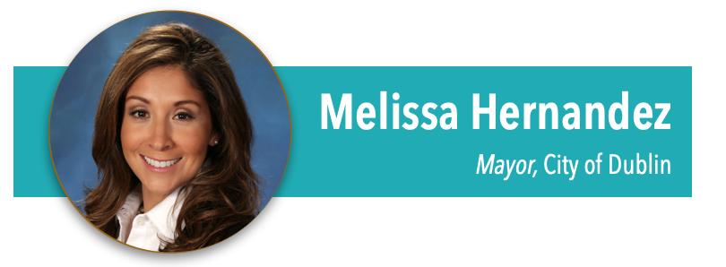TVNPA About Mayor Melissa Hernandez Dublin CA