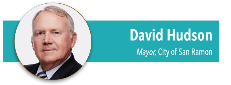 TVNPA About Mayor David Hudson San Ramon CA