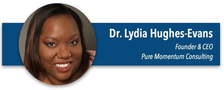 Dr. Lydia Hughes-Evans