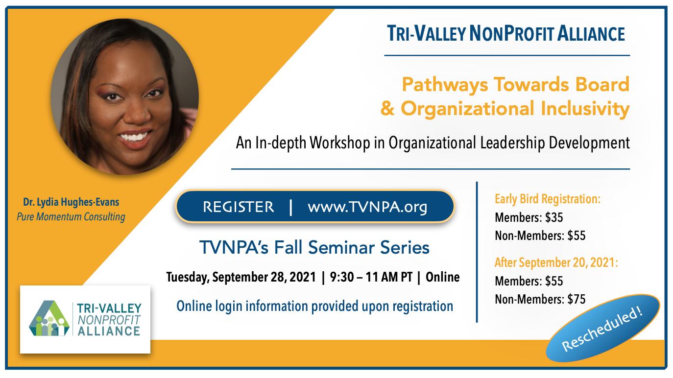 TVNPA Fall Seminar 2021