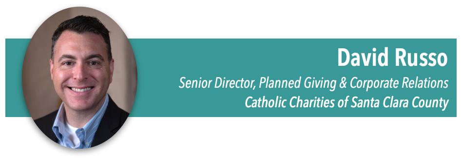 TVNPA Speaker David Russo of Catholic Charities of Santa Clara County