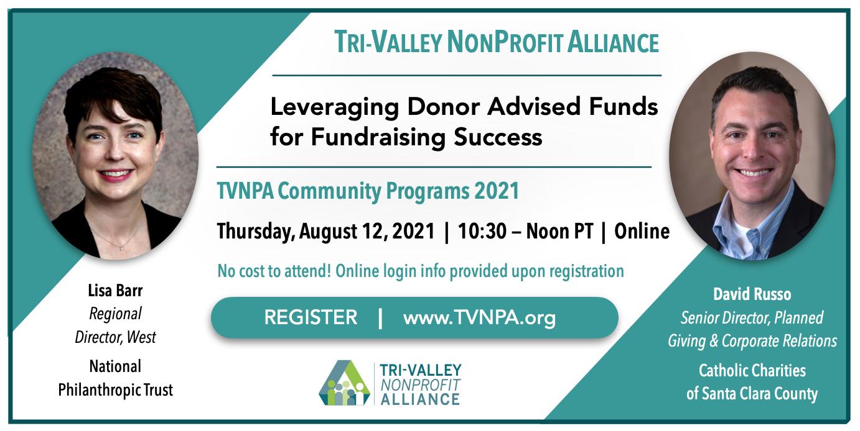 TVNPA Community Program August 2021